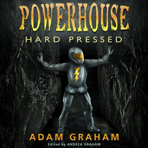 Powerhouse: Hard Pressed audiobook cover art