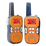 SOCOTRAN Walkie Talkie Niños PMR446 Radios de Dos vías 8 Canales de...