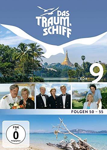 Das Traumschiff - Box 9 (3 DVDs)