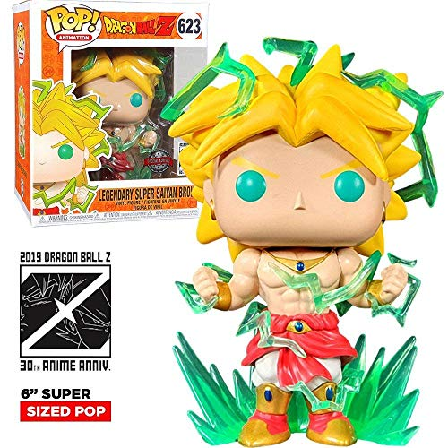 Galactic Toys Funko Pop! DBZ Broly 6