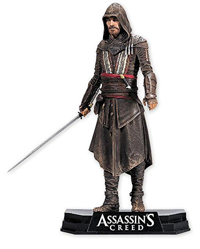 Figurine d'action Assasssin's Creed - Aguilar [Michael Fassbender]