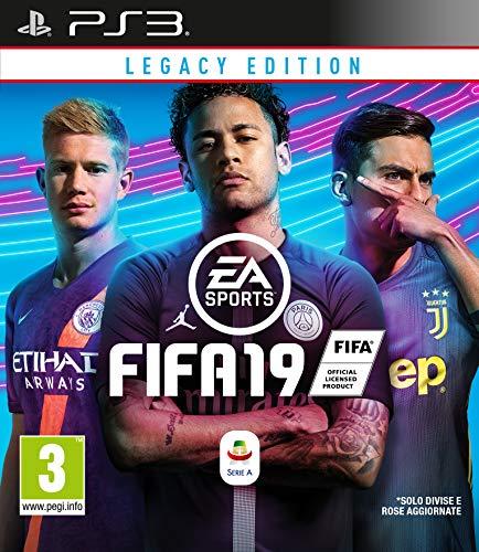 FIFA 19 - Legacy Edition - PlayStation 3