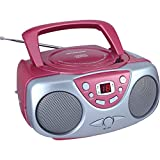Best Cd Player For Kids - Sylvania SRCD243 Portable CD Player with AM/FM Radio Review