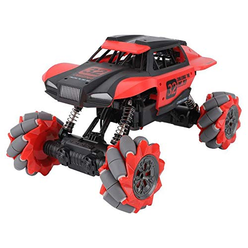 yanzz Auto RC, Drift Climber Rock Crawler, 1:18 Monster Truck telecomandato Fuoristrada 4x4 2.4Ghz RC Stunt Car, 360 ° Flip Crawler Vehicle per Bambini Adulti