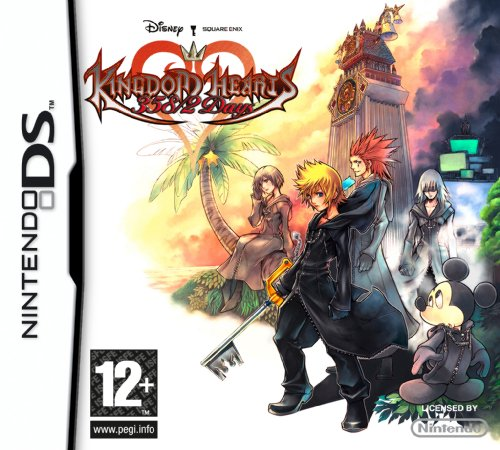 Kingdom Hearts 358/2 Days [UK Import]