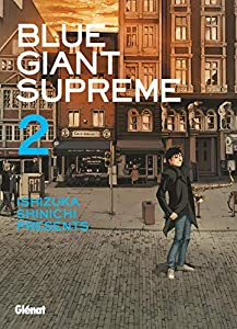 Blue Giant Supreme Edition simple Tome 2