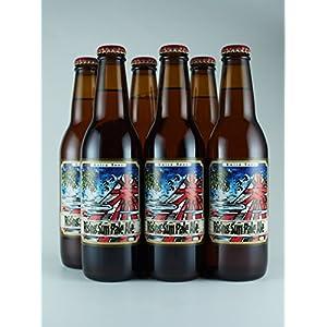 """ベアードビール (Baird Beer)ライジングサン ペールエール (Rising Sun Pale Ale) 6本パック (330ml×6) 定番ベ..."""""""