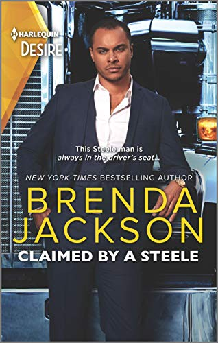 Claimed by a Steele: A Sexy Contemporary Billionaire Romance (Forged of Steele Book 13) by [Brenda Jackson]