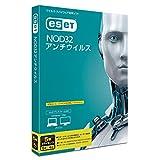 ESET NOD32アンチウイルス(最新)|4台5年版|Win/Mac対応