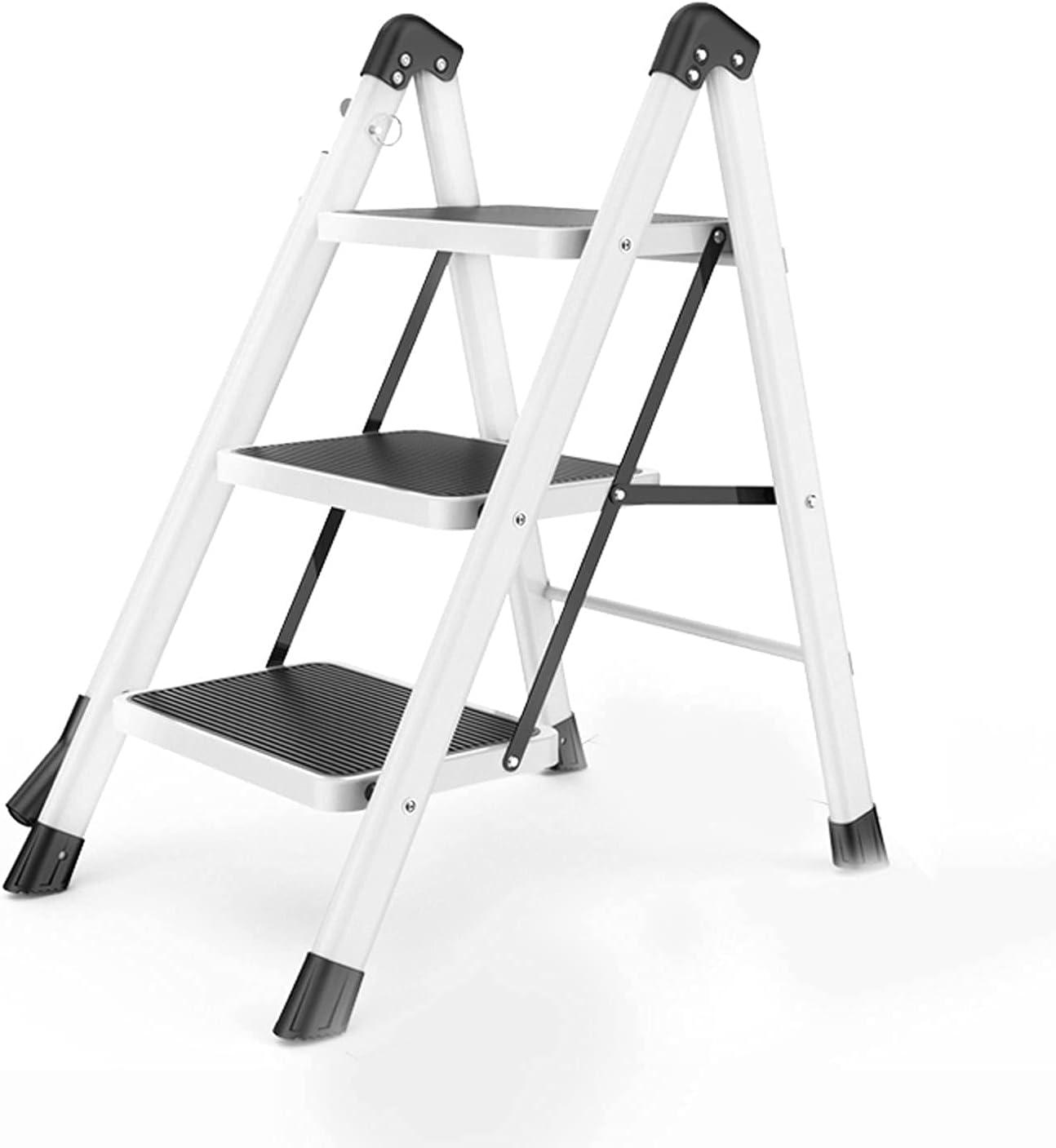 ADSE 2-Step 3-Step 4-Step 5-Step Finally resale start Ladder Folding K Portable Steel Sale SALE% OFF