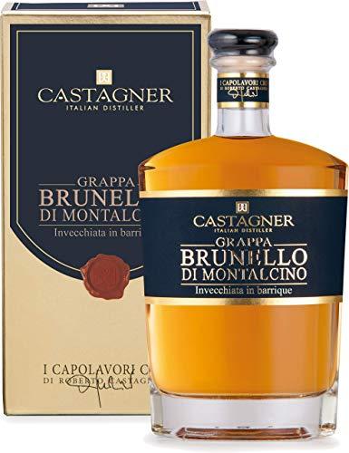 Castagner - Grappa Brunello di Montalcino Barrique 0,5 l
