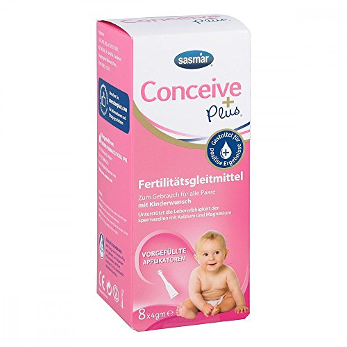 CONCEIVE Plus Applikatoren Vaginalgel