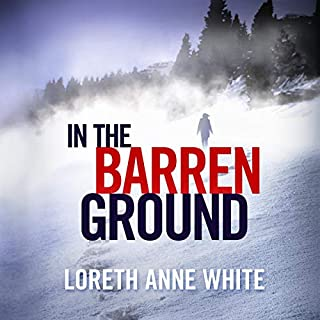 In the Barren Ground cover art