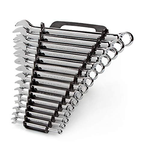 Our #2 Pick is the Tekton 15-Piece Combination Wrench Set