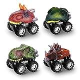 ATOPDREAM Jouet Garcon 2-6 Ans, Voiture Enfant Dinosaure Jouet Enfant 2-6 Ans Garçon Cadeau Fille 3-6 Ans Cadeau de Noël Garçon...