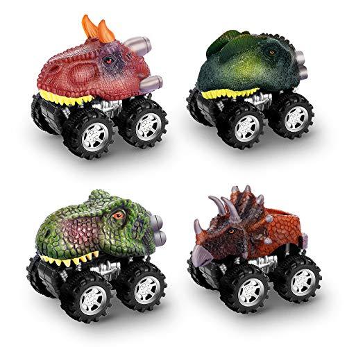 (Kupon DISKON 40%) Mobil Dinosaurus $ 9,59