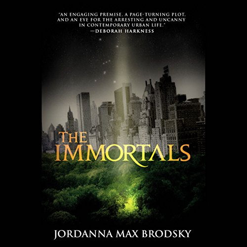 The Immortals Titelbild