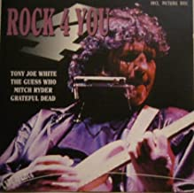 Tony Joe White, Guess Who, Mitch Ryder, Grateful Dead