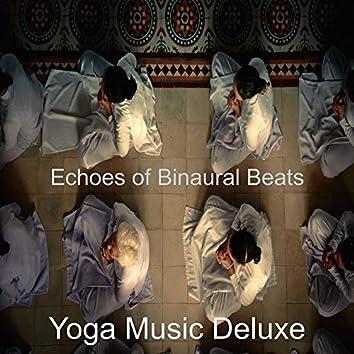 Echoes of Binaural Beats