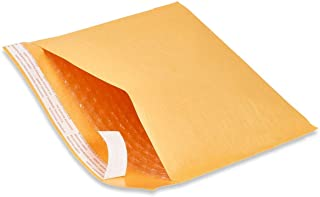 """Naturelife #2 Size Kraft Bubble Mailers Padded Self Seal Bubble Envelopes for Shipping Packaging (#2-200 Envelopes Per Box - 8.5"""" X 12"""")"""