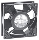 Orion Fans OA109AP-11-1TB   115 VAC   120x120x38mm   110 CFM   42dBA   15 W  3000 RPM   Terminals   Crosses with MX2A1 (Comair-Rotron), 4715FS-12T-B30 (NMB) and 4600X (ebmpapst)