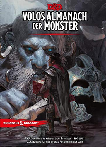 D&D: Volos Almanach der Monster: Dungeons & Dragons