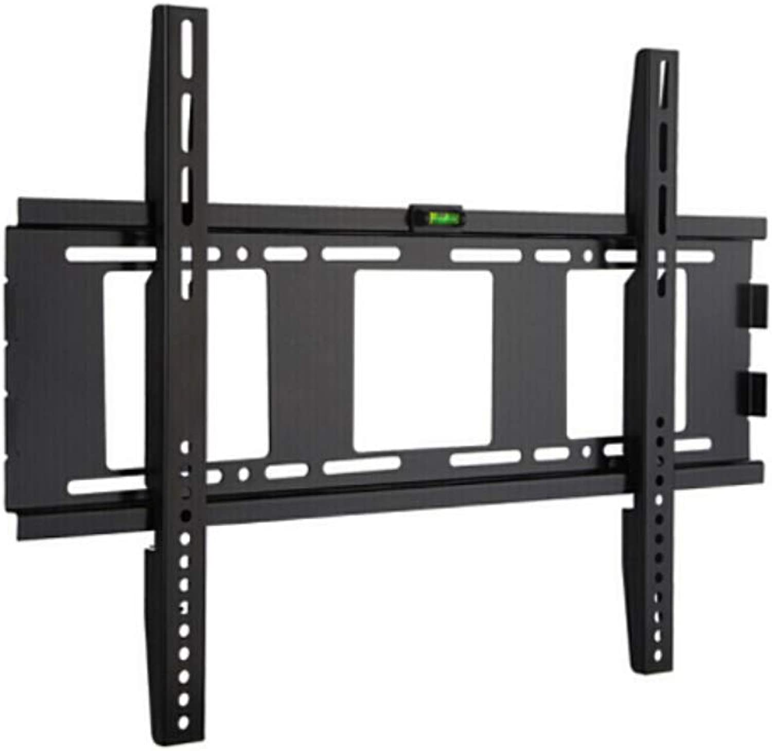 32-65 Inch Tilt TV Wall Mount Bracket with Spirit Level General Purpose LCD TV Hanging Rack Mount