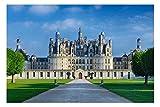 Rompecabezas Rompecabezas Adulto 1000 Piezas Castillo De Chambord Chateau De Chambord Puzzle De 1000 Piezas