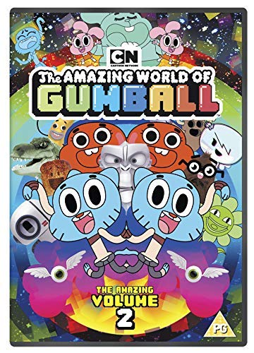 Amazing World of Gumball Vol 2 [DVD]