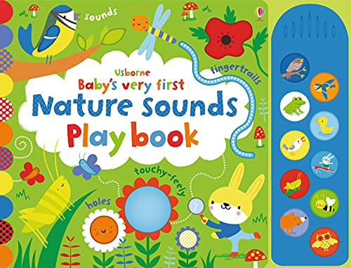 Baby's Very First Nature Sounds Playbook (Baby's Very First Books): 1
