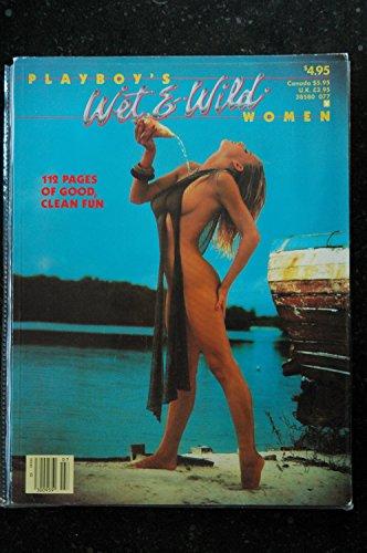 PLAYBOY'S WET & WILD WOMEN 1987 07 Lorraine Michael Charlotte Kemp
