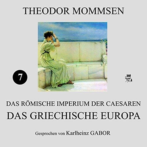 Das griechische Europa audiobook cover art
