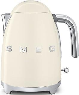 Smeg KLF03CREU - Bouilloire électrique - 1.7L - 2400W - Crème