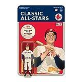 SUPER7 MLB Classic Reaction Action Figure Carlton Fisk (Boston Red Sox) 10 cm