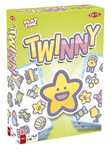 Tactic - 52566 - Jeu d'action Et De Réflexe - Twinny