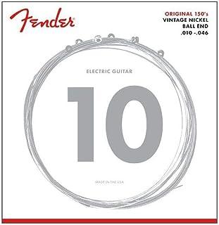 Best Fender 150R Pure Nickel Electric Guitar Strings, Regular Review