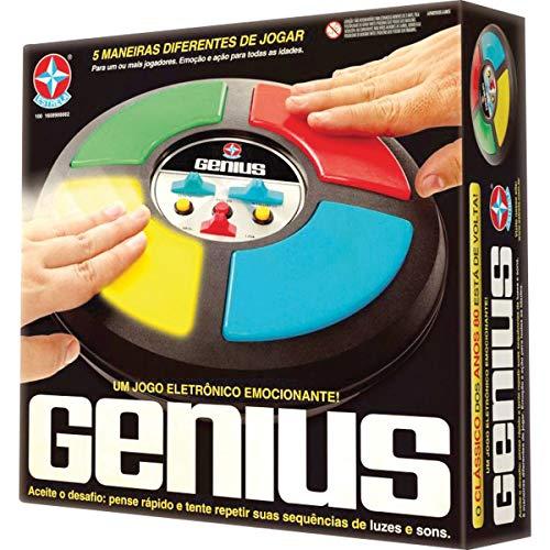 Jogo Genius, Estrela