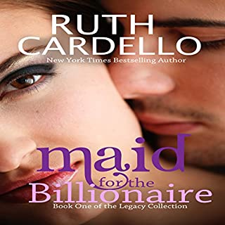 Maid for the Billionaire audiobook cover art