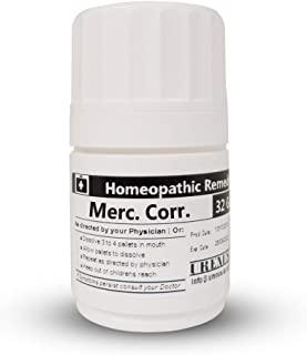 MERCURIUS CORROSIVUS 30C Homeopathic Remedy in 32 Gram