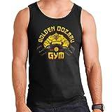 Dragon Ball Z Golden Oozaru Gym Men's Vest