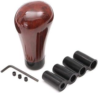 per SL R129 R230 SLK R170 R171 Pomello del cambio in legno di radica
