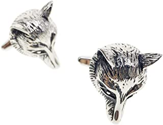 Cuff-Arts Cufflinks for Men Animal Cufflinks with a Gift Box