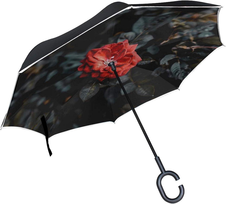 Rh Studio Ingreened Umbrella pink Bud Large Layer Outdoor Rain Sun