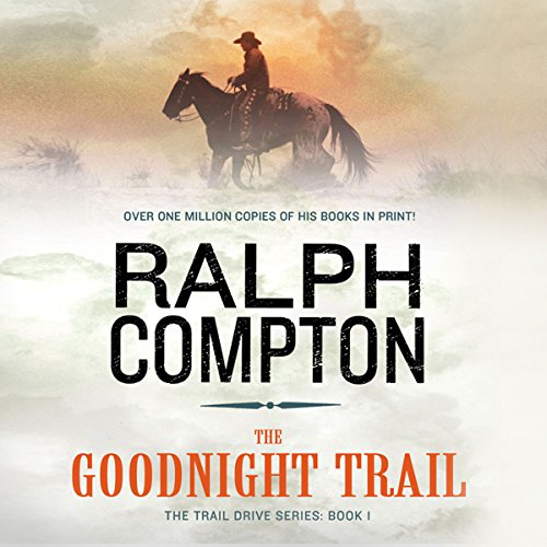 The Goodnight Trail audiobook cover art