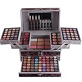 PhantomSky 132 Colores Sombra De Ojos Paleta de Maquillaje Cosmética