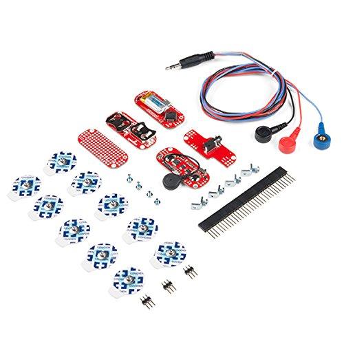 Kit de desarrollo de sensores musculares MyoWare