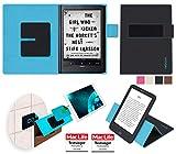 Hülle für Sony PRS-650 Tasche Cover Hülle Bumper   in Schwarz   Testsieger