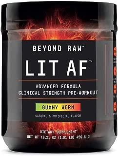 Beyond Raw LIT AF