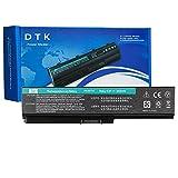 DTK Batería de Repuesto para Portátil Toshiba Pa3817u-1brs Pa3819u-1brs Satellite C600 L640 L650 L650d L655 L700 L745 L755d M640 M645 P745 P755 P775 Ordenador (6cell 4400mah)