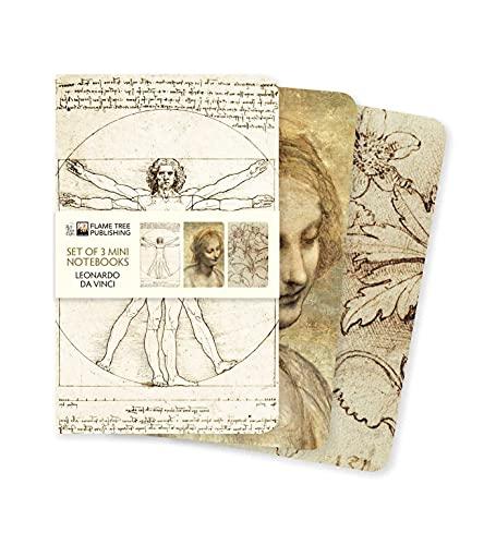 Leonardo Da Vinci Mini Notebook Collection